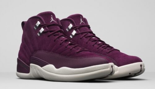 Jordan Release Dates 2017 - Air Jordan 12 Bordeaux