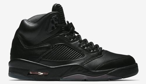 Jordan Release Dates 2017 Air Jordan 5 Black Pinnacle