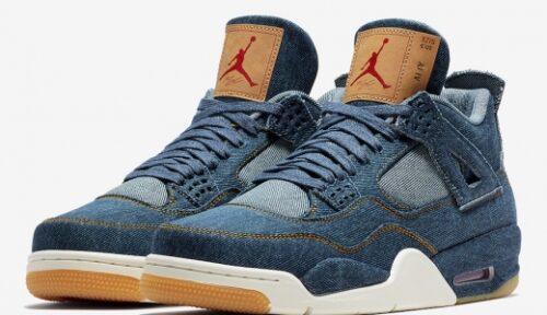 Jordan Release Dates Levis Jordan 4