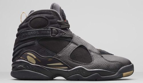 Jordan Release Dates OVO 8 Black