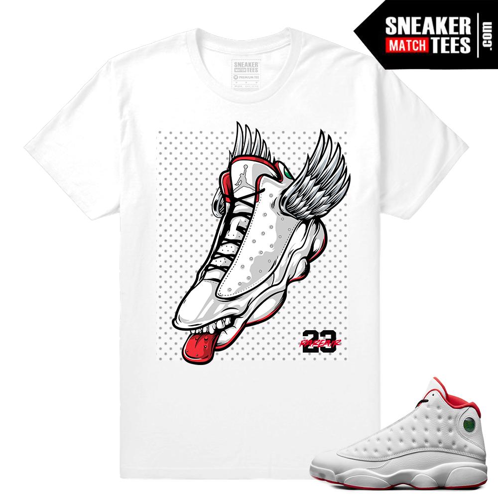 668dfd7bd1cc7c Jordan Retro 13 shirts match History of Flight - Sneakermatchtees.com