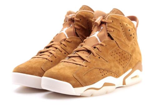 Jordan release dates Jordan 6 Retro Wheat