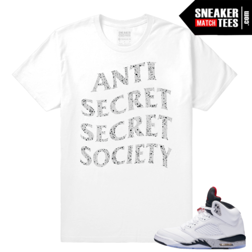 Air Jordan 5 Sneaker tees