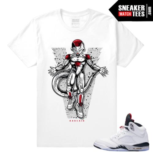Cement 5s t shirt