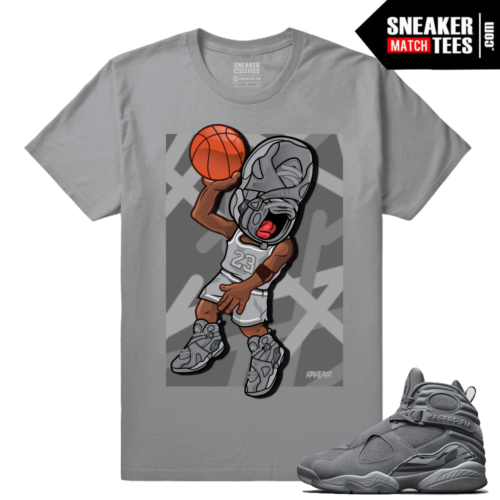 Sneakerhead Cool Grey 8s