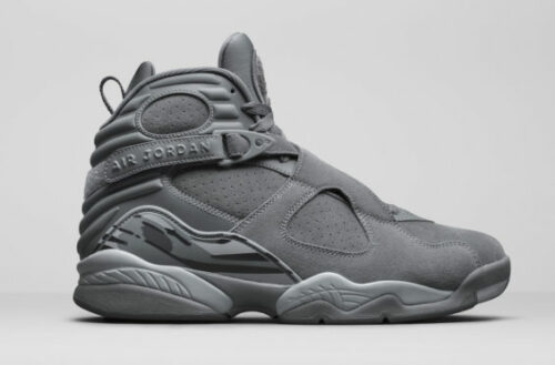 Jordan Release Date Air Jordan 8 Cool Grey