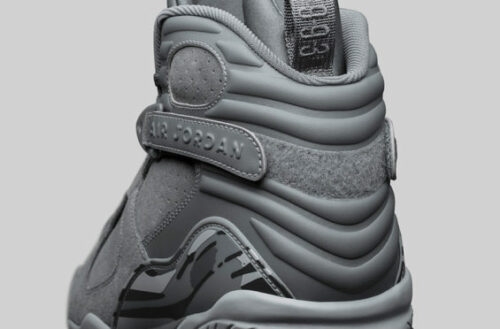 New Jordan Releases Jordan 8 Cool Grey