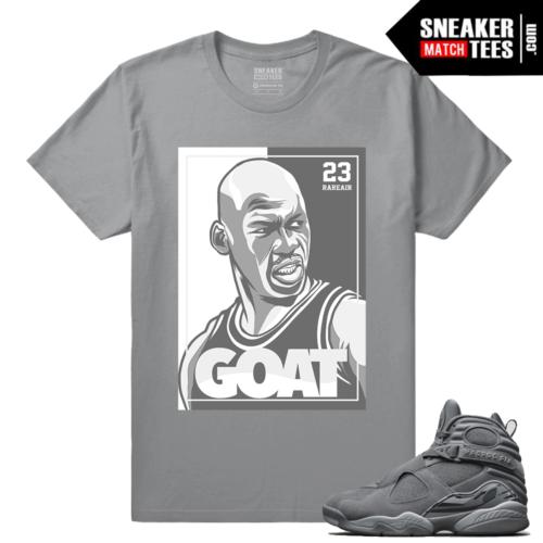 Retro 8 Jordans Sneaker tee shirts