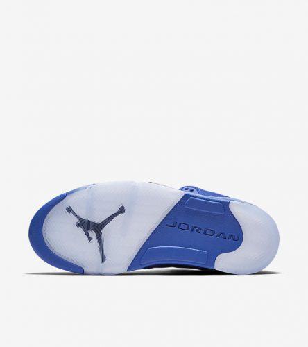 Jordan 5 Blue Suede _3