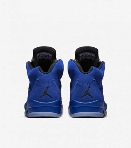 Jordan 5 Blue Suede _6