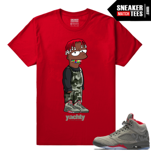 Jordan 5 Retro Lil Yachty t shirt