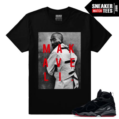 Jordan 8 Bred Tee Shirts