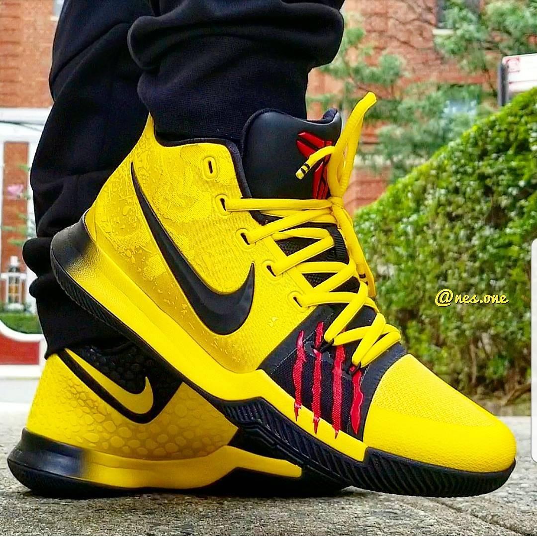 new style 75b77 a5d97 Nike Kyrie 3 Mamba Mentality x Sneaker Match Tees ® Shirt ...