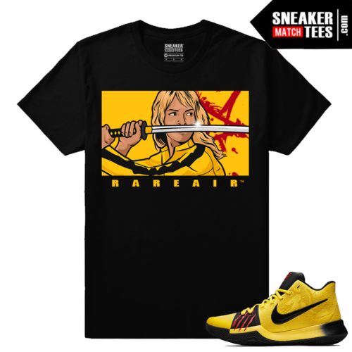 Kyrie 3 Nike Sneaker Match Tees Shirts