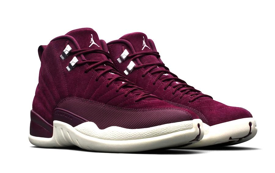 d8313fc4b3bfe6 Air Jordan 12 Bordeaux - Sneaker Match Tees ®