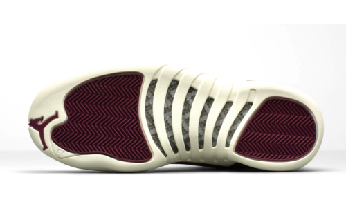 Air Jordan 12 Bordeaux _4