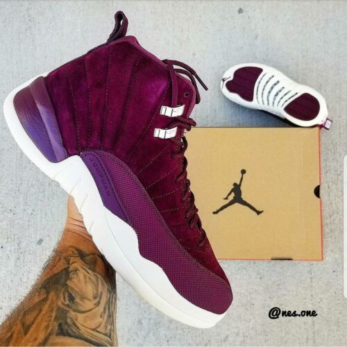 Bordeaux 12s close up