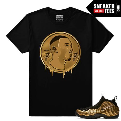 Gold Foams shirt