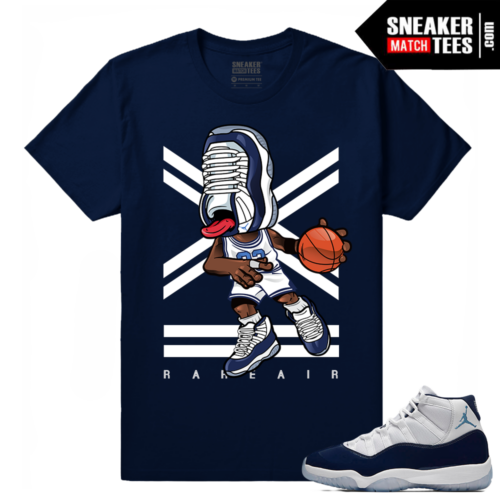 Midnight Navy 11 t shirt Sneakerhead