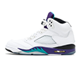 Sneaker tees Grape 5s