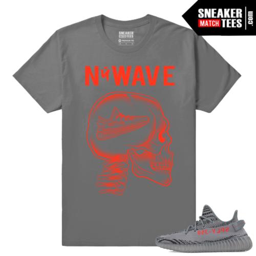 Yeezy Boost 350 V2 Beluga 2 Grey T shirt NuWave Sneakerhead