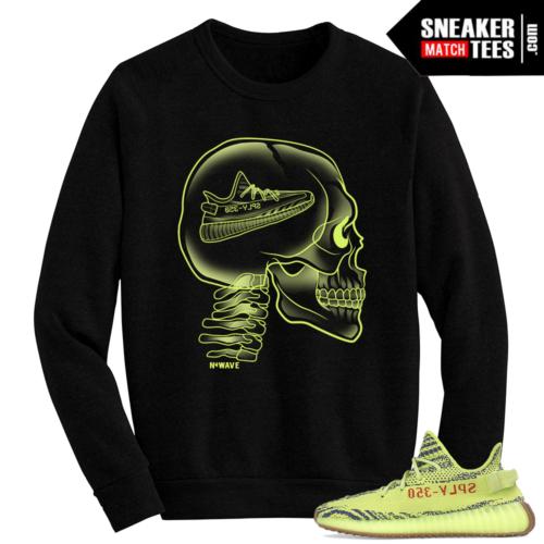 Yeezy Boost 350 V2 Semi Frozen Crewneck Sweater Yeezyhead