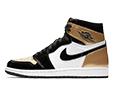 Jordan 1 Gold Toe