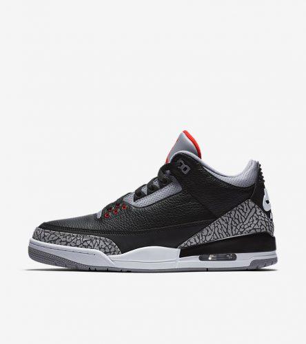 Jordan 3 Black Cement _2