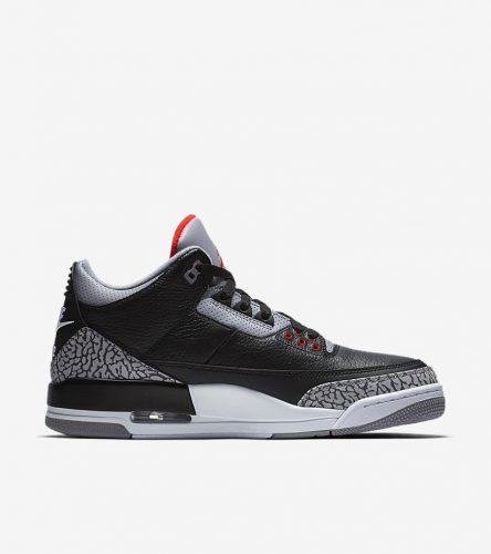 Jordan 3 Black Cement _3