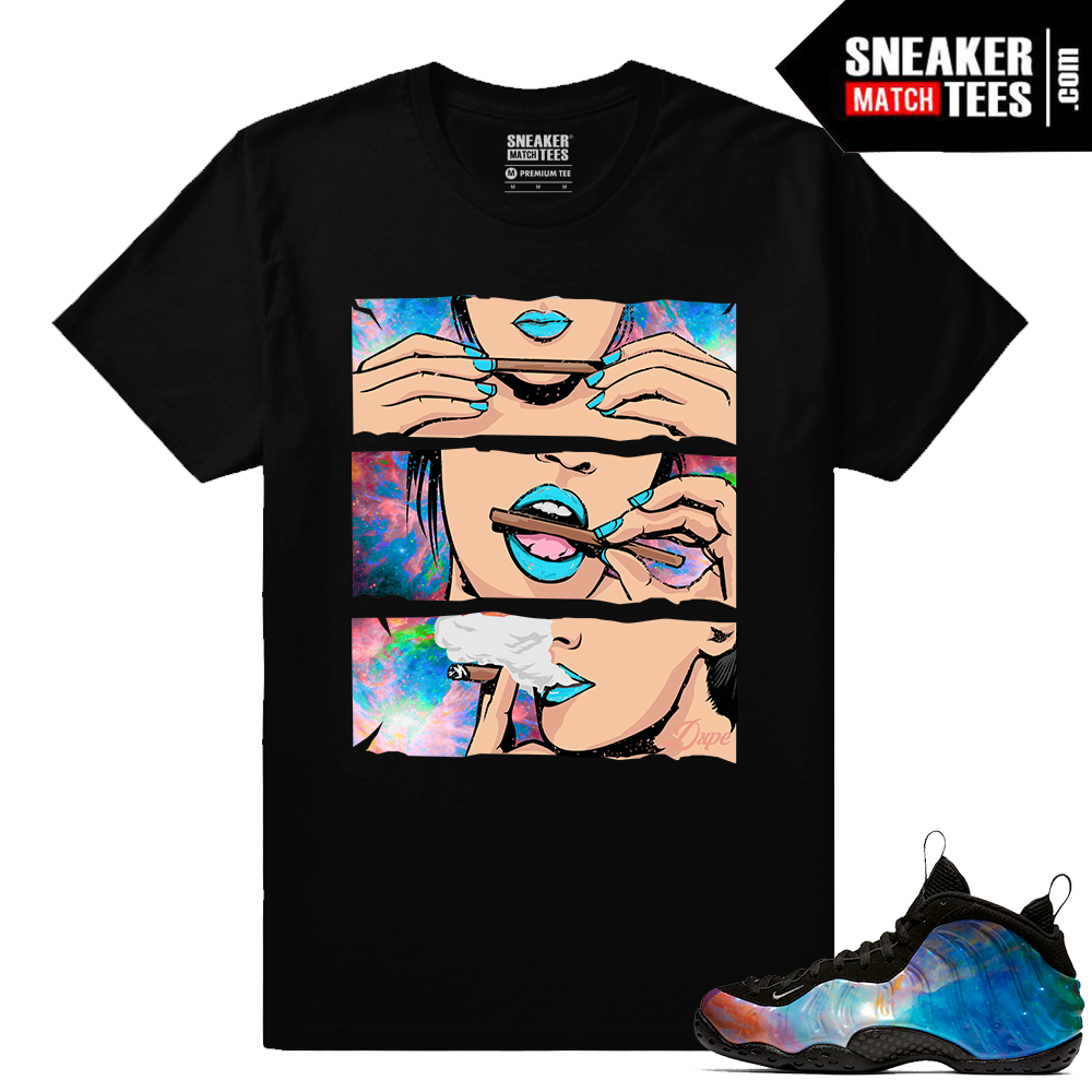 Nike Air Foamposite One Floral Black White All Star 2019 Pink ...