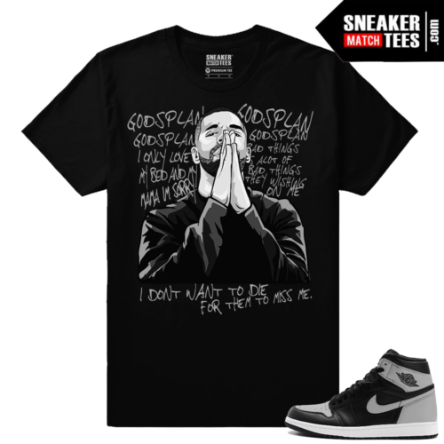 Shadow 1s sneaker matching t shirts