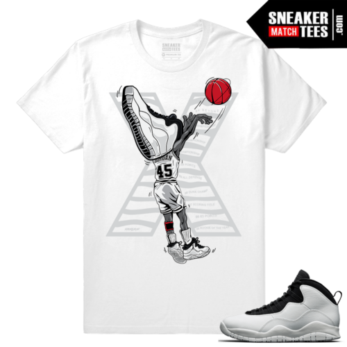 Im Back Jordan Retro 10 Match Tee shirts