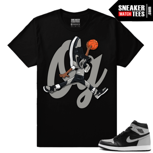 Shadow 1s Jordan Match T shirts