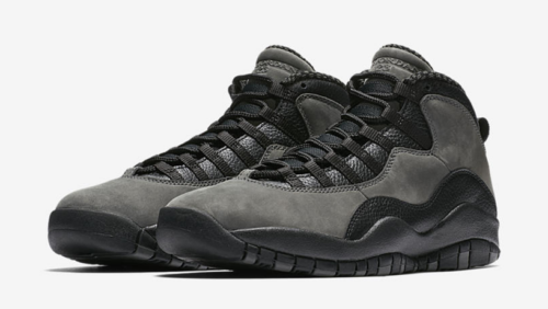 Air Jordan 10 Dark Shadow 2018
