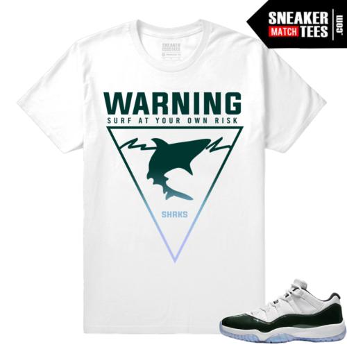 Air Jordan 11 Easter Low tee shirt