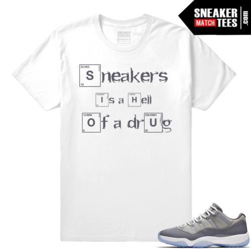 Air Jordan XI Shirts to Match