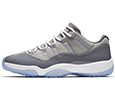 Cool Grey 11 low Jordan shoes