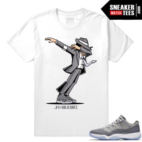 Cool Grey Jordans match Shirt