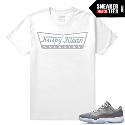 Cool Grey XI Jordan Retro Shirt