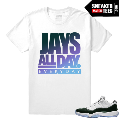Easter 11 low tee shirts
