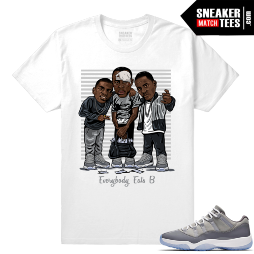 Everybody Eats B Paid in full shirt