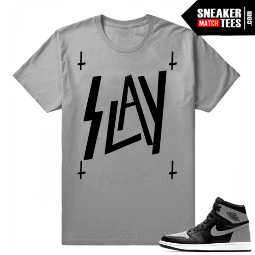 Jordan 1 OG Shadow matching tee