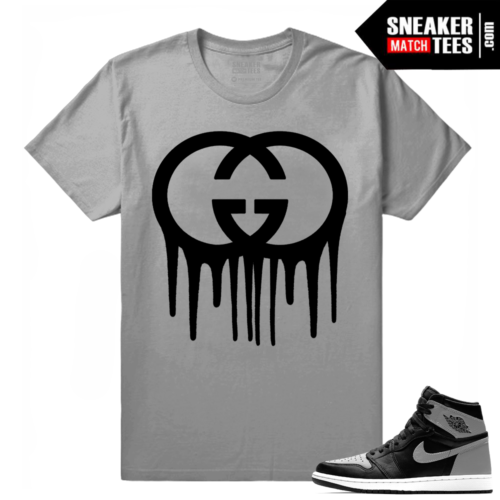 Jordan 1 OG Shadow tee shirt