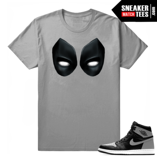 Jordan 1 Shadow Sneaker Tee shirt
