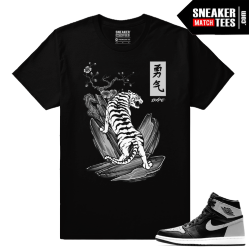 Jordan 1 Shadow tee shirt Match
