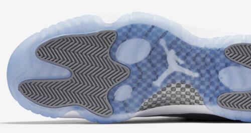 Jordan 11 low Cool Grey sneakers