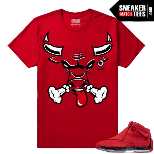 Jordan Toro 18s Match T shirt