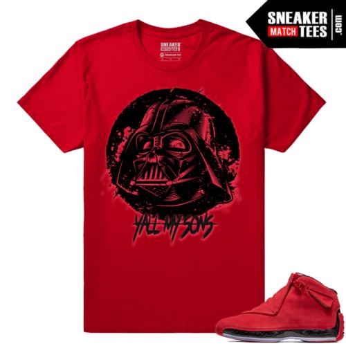 Match Toro 18s Sneaker T shirts Jordan Retros