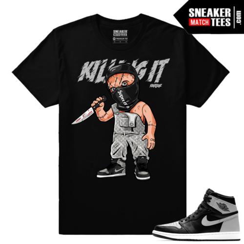 Shadow OG Jordan 1 Sneaker tee shirt