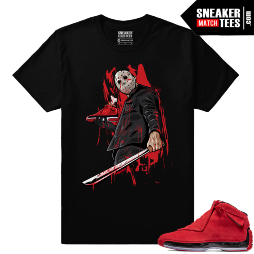 Sneaker shirts Match Toro 18 Jordan Retro
